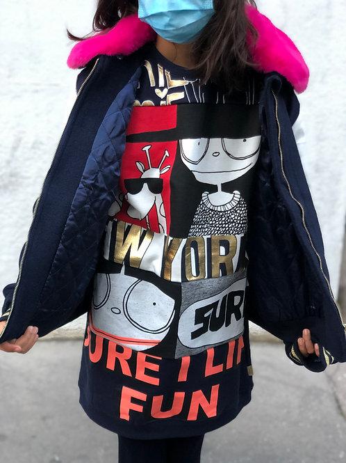 Robe New York Little Marc Jacobs