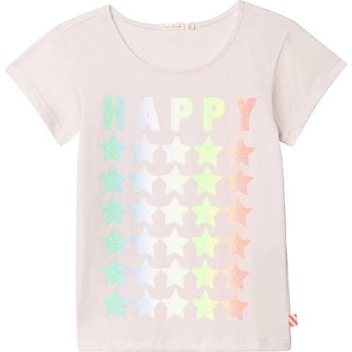 T-shirt Happy Billieblush