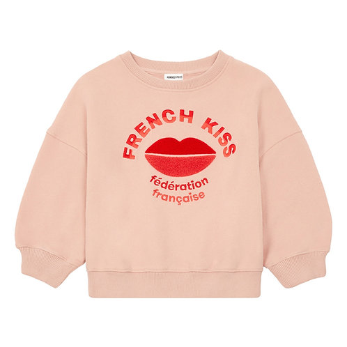 Sweat-shirt French Kiss Hundred Pieces