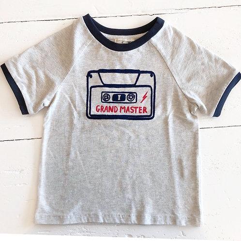 T-shirt cassette Hundred Pieces