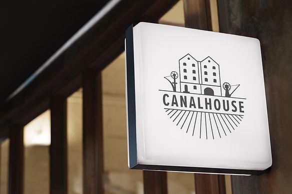 Copyright Liv Auckland - Canalhouse, Sig