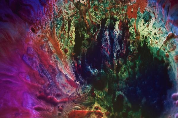 Copyright Liv Auckland - Liquid Light -