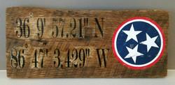 Nashville Coordinates Barn Wood