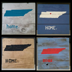 TN HOME signs