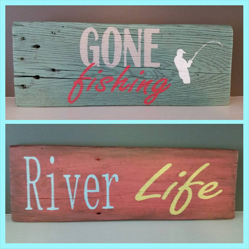Outdoors Signs