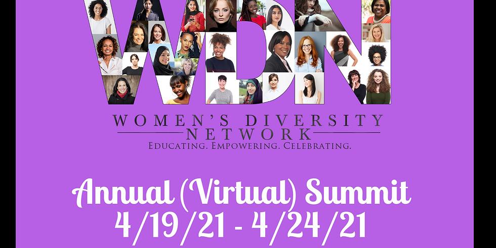 Virtual Diversity Summit 2021