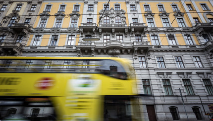 Vienna Sightseeing Bus