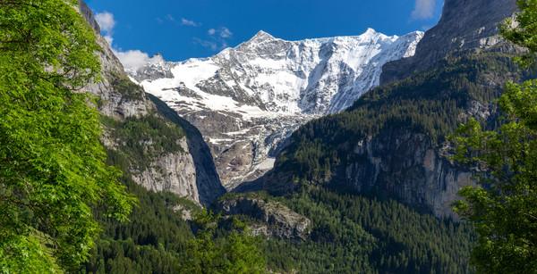 Klein Fiescherhorn Summit