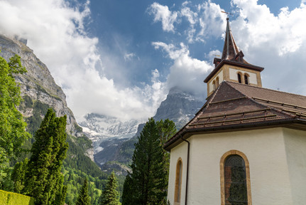 Grindelwald Reformed Church