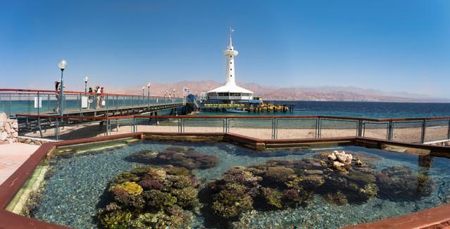 Underwater Observatory in Eilat