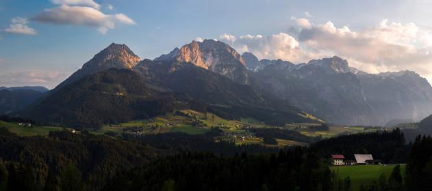 Abtenau Village