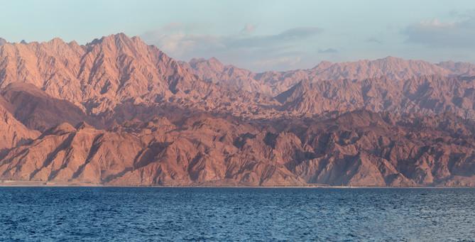 Jordan Mountains