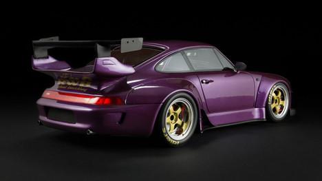 Porsche RWB 911 (991) Rauh Welt