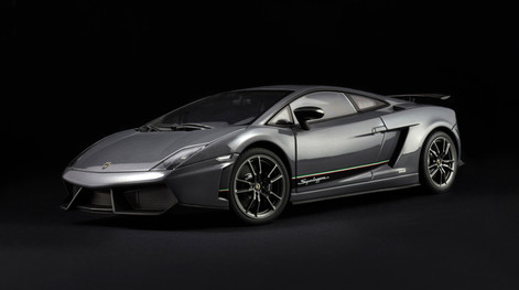 Lamborghini Gallardo LP 570-4 Superlegge