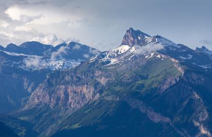 Haut de Cry Mountain
