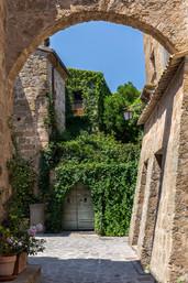 Streets of Civita