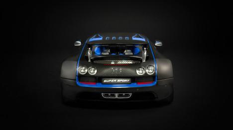 Bugatti Veyron Super Sport Merveilleux