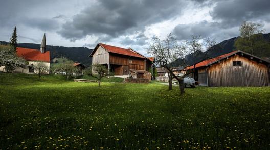 Oberammergau Barns