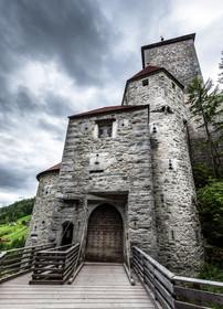 Taufers Castle