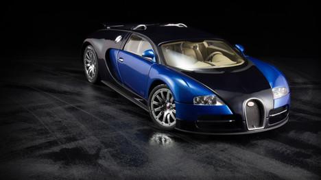Bugatti Veyron Show Car
