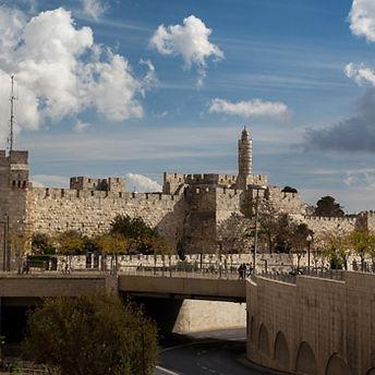 Button Jerusalem