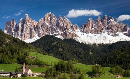 Santa Maddalena Valley