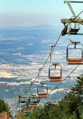 Monte Amiata Cable car