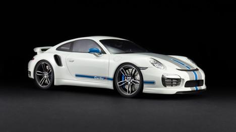 Porsche 911 Turbo S Techart