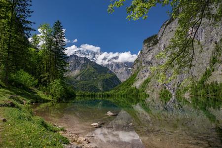 Obersee Lake