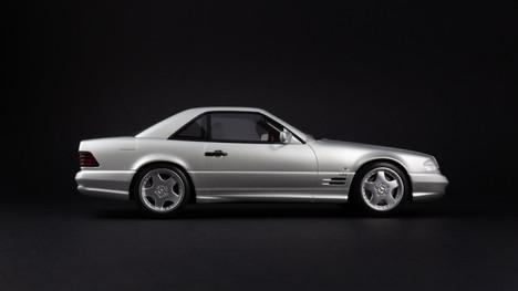 Mercedes-Benz SL73 AMG R129