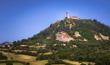 The Fortress of Radicofani