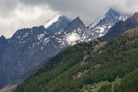 Täschhorn Peak