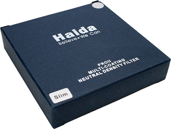 Haida Slim PROII Multi-coating ND3.0