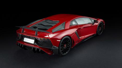 Lamborghini Aventador LP-750 SV