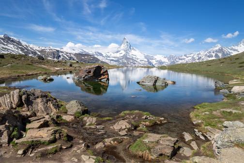 Stellisee Lake