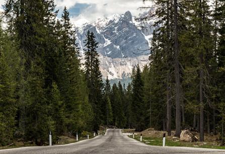 On the Way to Cortina