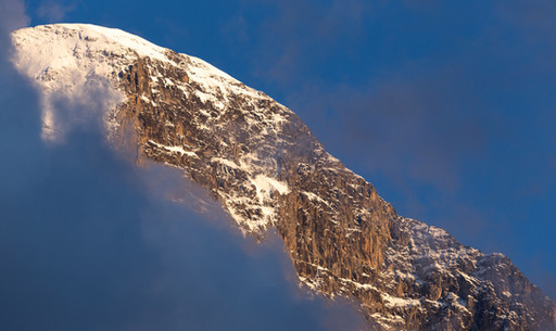 Mount Eiger's North Face