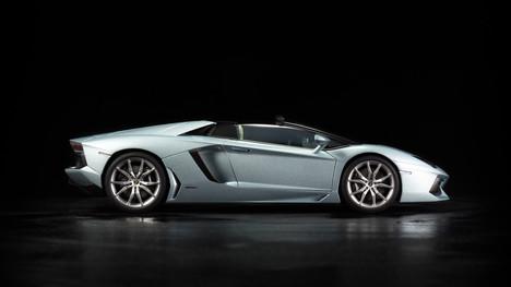 Lamborghini Aventador LP-700 Roadster