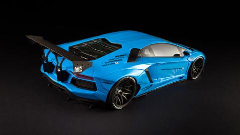 Lamborghini Aventador LB Works LP-700