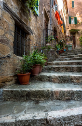 Streets of Sorano