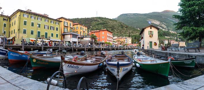 Riva del Garda Docking