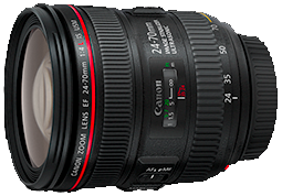 Canon EF 24-70 F4L IS USM