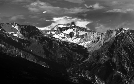 Grand Muveran Peak