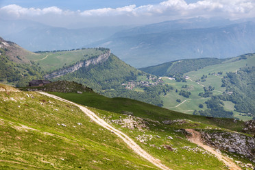 View from Monte Baldo