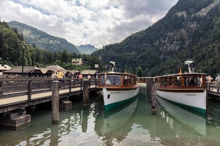 Konigsee Docks