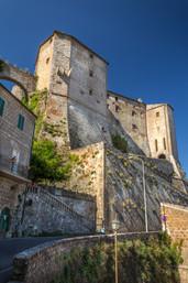 Orsini Fortress in Soranno