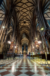 Saint Stephen's Cathedral in Vienna