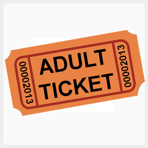 2021 Adult ColdKiwi Rally Ticket