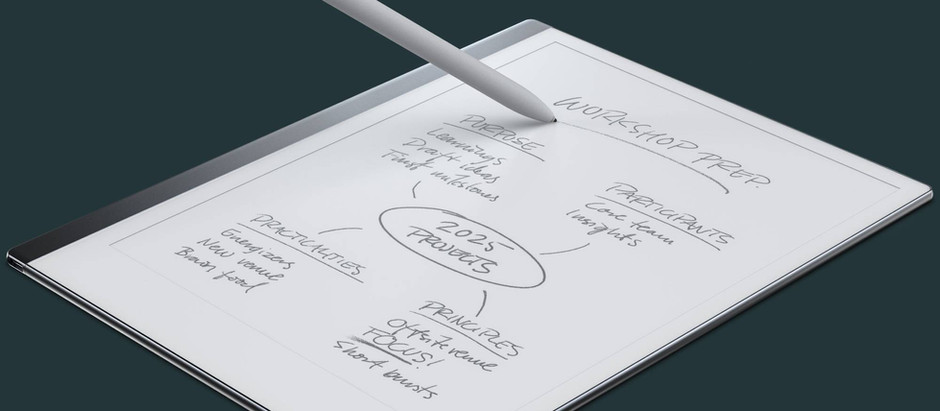 Remarkable Paper Tablet 2, Announced!