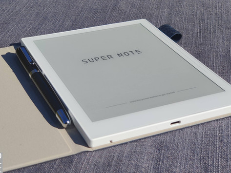 RATTA SUPERNOTE A6 AGILE REVIEW